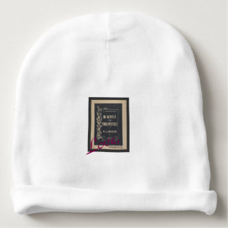 HAMbyWG - Baby Beanie - Be Gentle to Your Mother