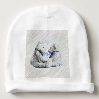 HAMbyWG - Baby Beanie - Teddy Bear Love