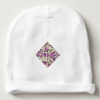 HAMbyWG - Baby Beanie - Violet Camouflage