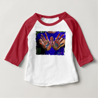HAMbyWG Baby Fine Jersey T-Shirt - Just Me
