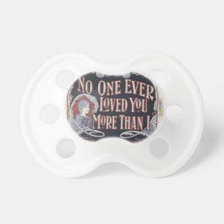 HAMbyWG - BooginHead® Pacifier - No One Ever Loved