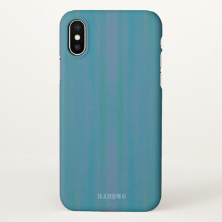 HAMbyWG  Cell Phone Case -  Aqua Teal Wash