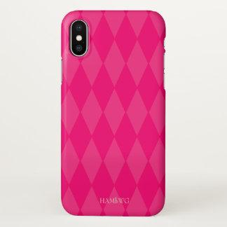 HAMbyWG  Cell Phone Case - Argyle