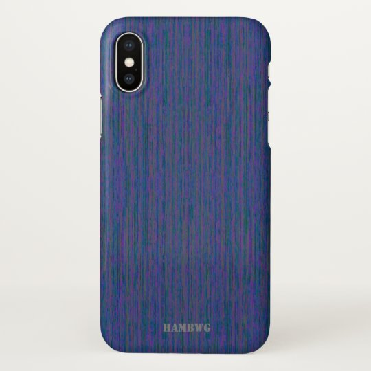 HAMbyWG  Cell Phone Case - Blue Mix