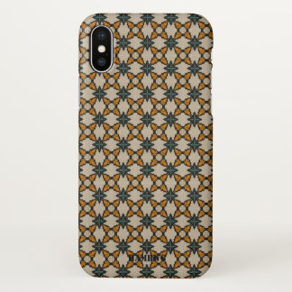 HAMbyWG  Cell Phone Case - Creme, Yellow, Teal