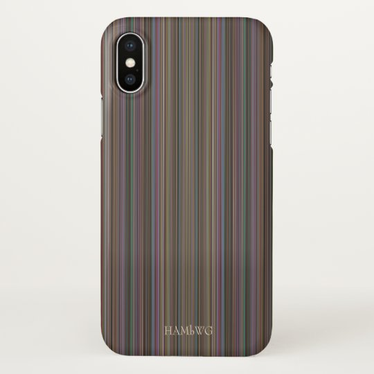 HAMbyWG  Cell Phone Case - Fine Lines