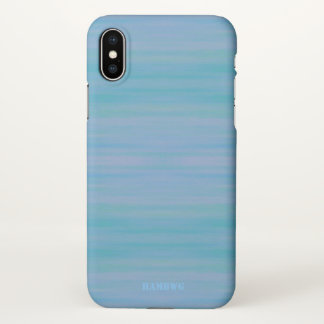 HAMbyWG  Cell Phone Case - Light Blue Wash