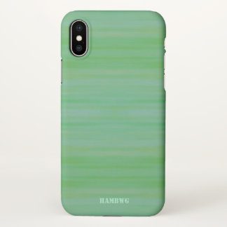 HAMbyWG  Cell Phone Case - Light Green Wash