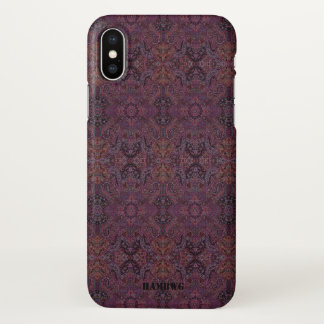 HAMbyWG  Cell Phone Case - Mauve Gypsy