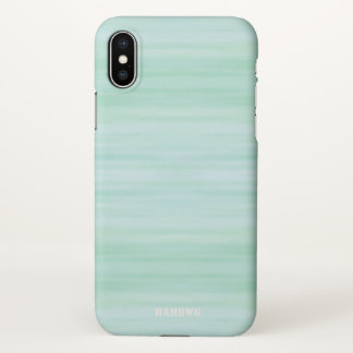 HAMbyWG  Cell Phone Case -  Mint Green Wash