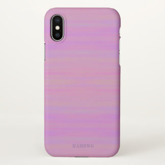HAMbyWG  Cell Phone Case -  Pink Wash