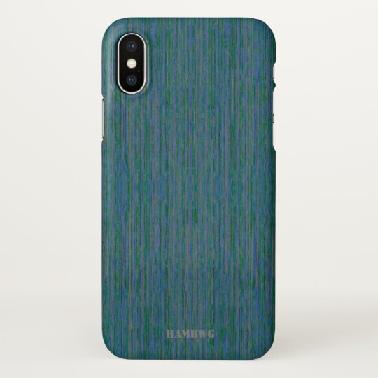 HAMbyWG  Cell Phone Case - Teal Mix