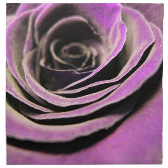"""HAMbyWG -Cloth Napkins (4) dinner 20"""" Plum Rose"""