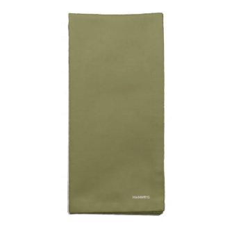 HAMbyWG - Cloth Napkins (4) - Olive Solid