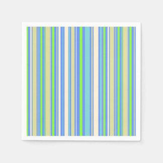 HAMbyWG - Cocktail Paper Napkins - Blue Sherbert
