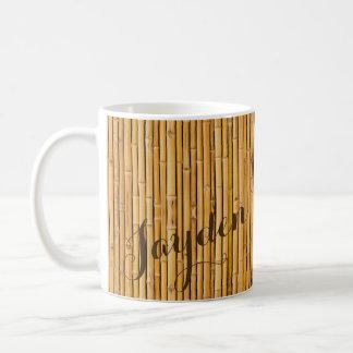 HAMbyWG - Coffee Mug - Bamboo