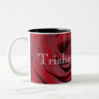 HAMbyWG - Coffee Mug - Classic Red Rose