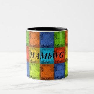 HAMbyWG - Coffee Mug - HAMbWG Iconic Mug
