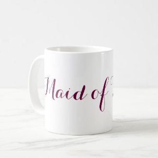 HAMbyWG - Coffee Mug - Maid of Honor