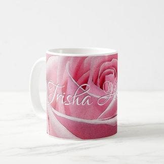 HAMbyWG - Coffee Mug - Pale Pink Rose