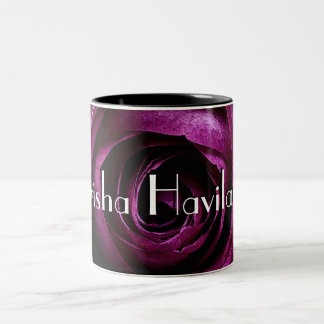 HAMbyWG - Coffee Mug - Raspberry Rose
