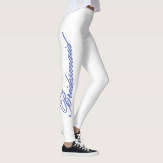 HAMbyWG - Compression Leggings - Bridesmaid