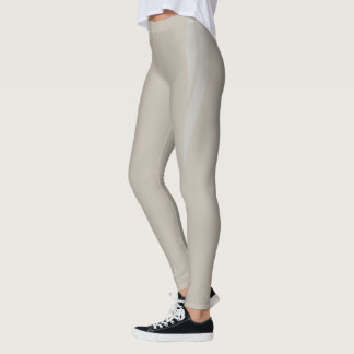 HAMbyWG - Compression Leggings -  Clay