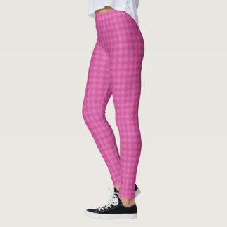 HAMbyWG - Compression Leggings -Raspberry Pink