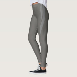 HAMbyWG - Compression Leggings - Titanium
