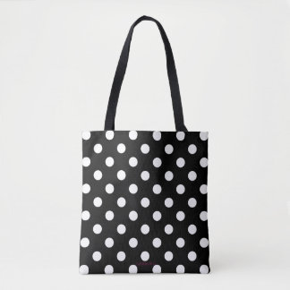 HAMbyWG - Decorative Tote - Polka Dots