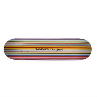 HAMbyWG Designed - Skateboard - Hard Candy