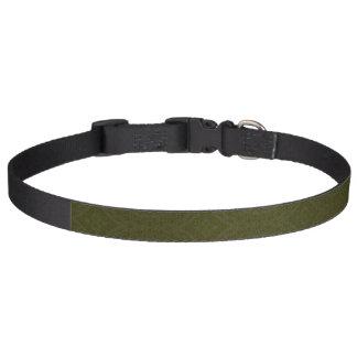 HAMbyWG - Dog Collar - Green
