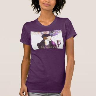 HAMbywG - Fine Jersey T-Shirt - Communicate