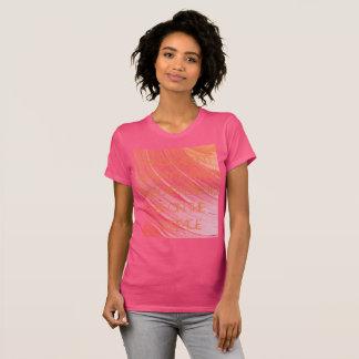 HAMbyWG - Fine Jersey T-Shirt - Sherbert