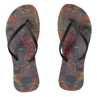 HAMbyWG  Flip-Flops - Muddy Puddy Flip Flops