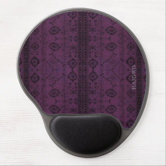 HAMbyWG - Gel Mouse Pad -  Indian Ink - Amethyst