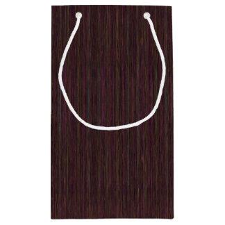HAMbyWG Gift Bag - Violet Brown Mix Stripe
