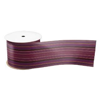 HAMbyWG - Gift Ribbon - Magenta Boho Satin Ribbon