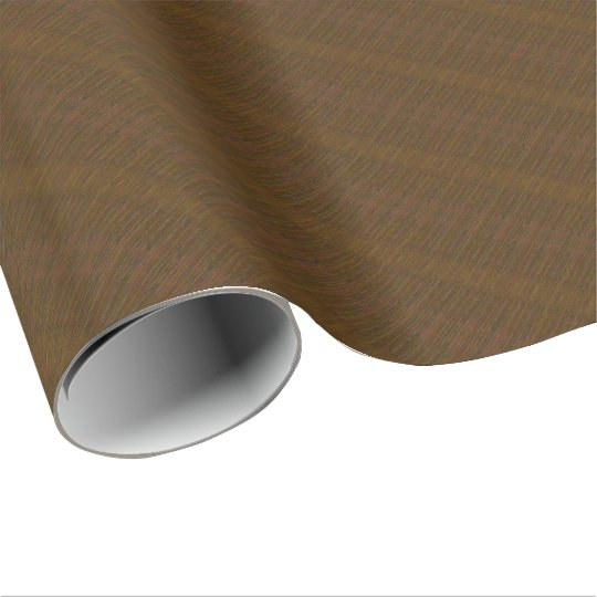 HAMbyWG - Gift WRap - Brown Textured Look w Colour