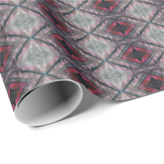 HAMbyWG - Gift Wrap - Cherry & Grey