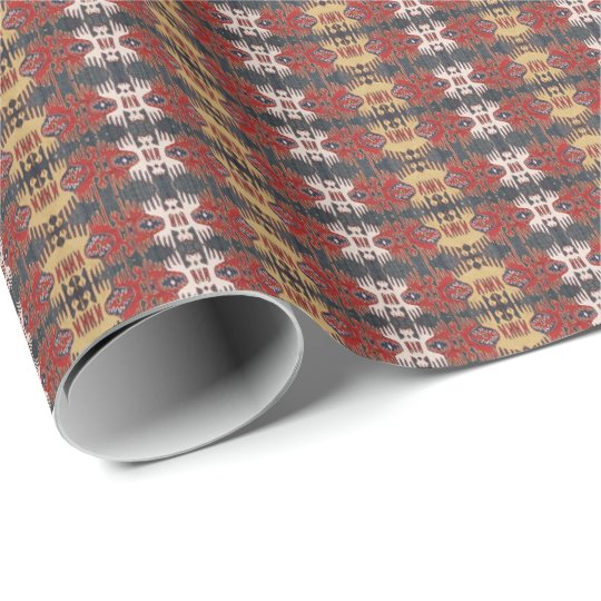 HAMbyWG - Gift Wrap - Coordinate to Turkish Red