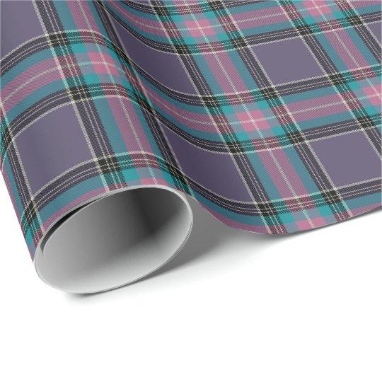 HAMbyWG - Gift Wrap - Lavender Aqua Pink