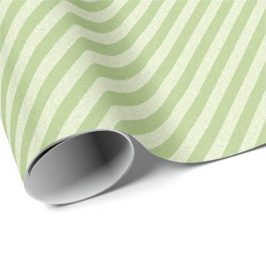 HAMbyWG - Gift Wrap -  Lime Lime Stripe