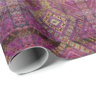 HAMbyWG - Gift Wrap - Magenta Boho