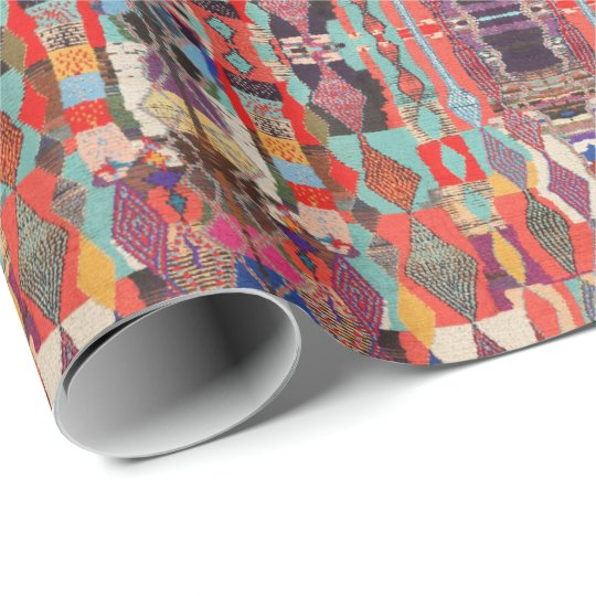 HAMbyWG - Gift Wrap - Moroccan Colourful Native
