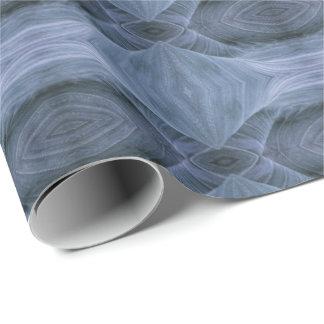 HAMbyWG - Gift Wrap Paper - Psychadelic Indigo