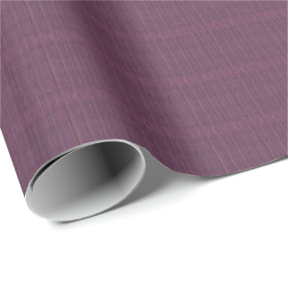 HAMbyWG - Gift Wrap - Plum - Textured Look