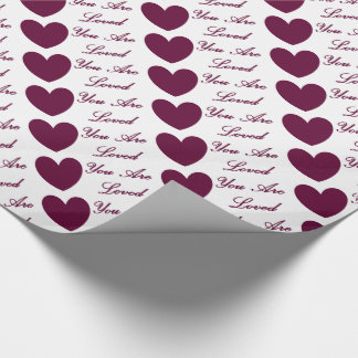 HAMbyWG - Gift Wrap - You Are Loved