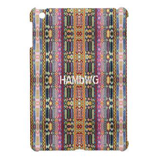 HAMbyWG   Glossy Hard Case - Hippy Image iPad Mini Cover