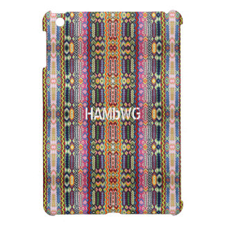 HAMbyWG   Glossy Hard Case - Hippy Image iPad Mini Covers